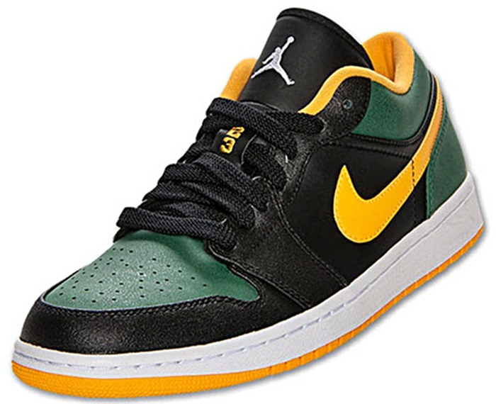f95dca47a9cd8 ... get air jordan 1 low green 037 verde negro amarillo 06858 e6901