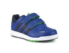 huge selection of 3e2db 9cbcb Adidas LK Trainer 6 CF K (azulmarinolima)