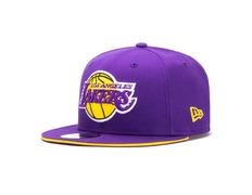 New Era Kid Youth Los Angeles Lakers Team Snapback 9FIFTY c38a77ac1cb