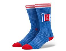 86ce841df24 Stance Clippers Jersey Blu Socks