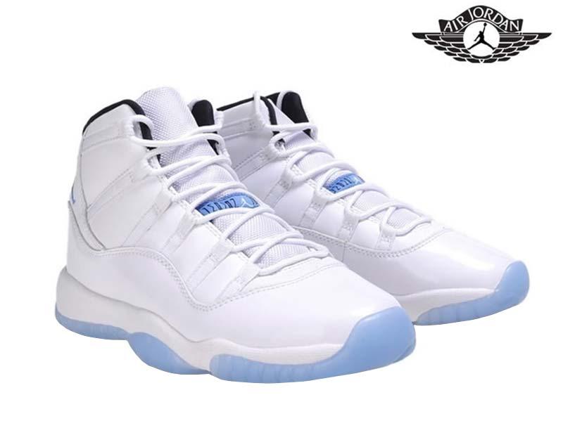 fd9d86c98b5633 ... shop air jordan retro 11 legend blue columbia 117 blanco azul 790ac  24e8f