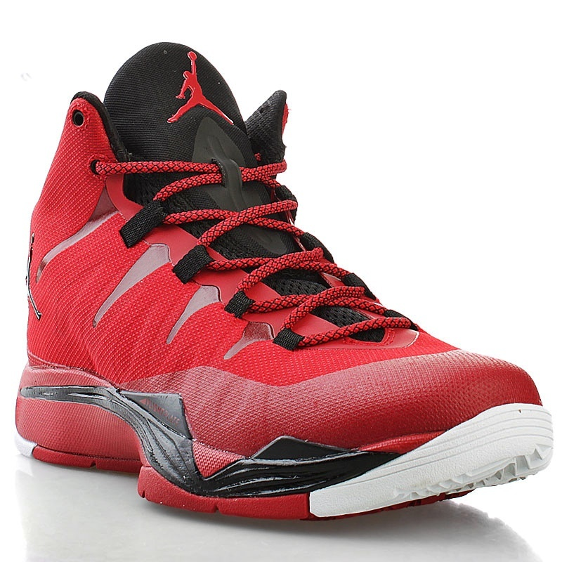 online retailer bb5c4 796a0 ... inexpensive jordan super fly 2 blake griffin red 602 rojo negro blanco  954b8 5af4e