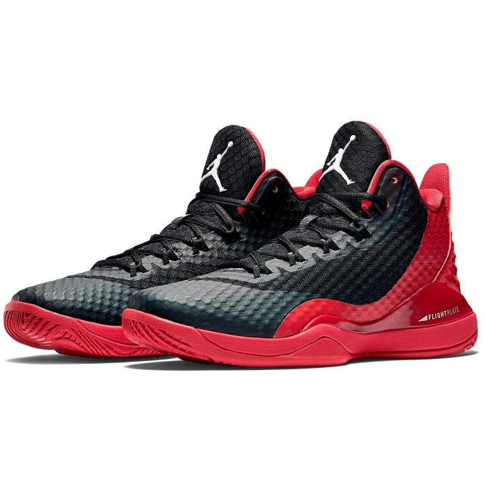 buy popular 09f05 64c49 ... 50% off jordan super fly 3 po griffin clippers away601 rojo negro 0ddd1  5ed0c