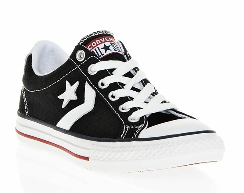 Zapatilla Star Player Negra Converse mX1mgJU