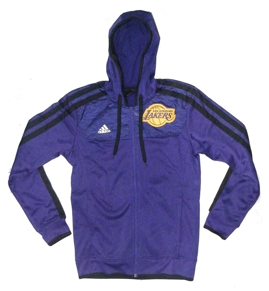 Chaqueta Angeles purpuranegroamarillo Adidas Chaqueta Adidas Lakers 0wxYYg