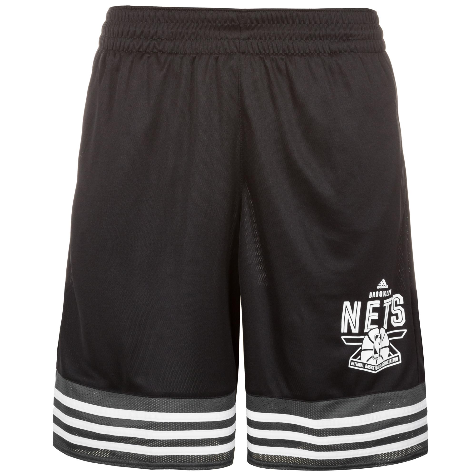 Short Price Brooklyn NBA Adidas Pointnegroblanco Nets 7fI6gyvYb