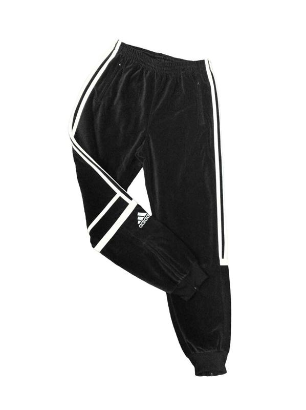 Pantalón Af1fpo Adidas 3s Negroblanco Challenger Essentials UwxOU6qRr