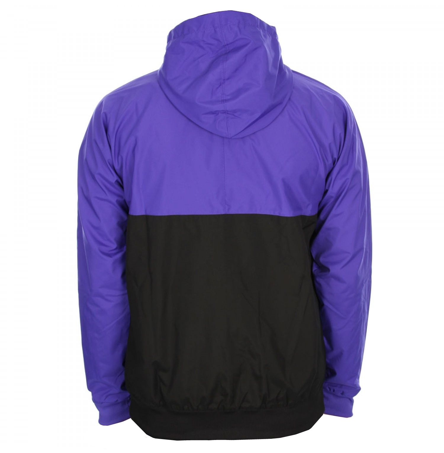 adidas Originals Apparel Marathon 83 Jacket Purple Black