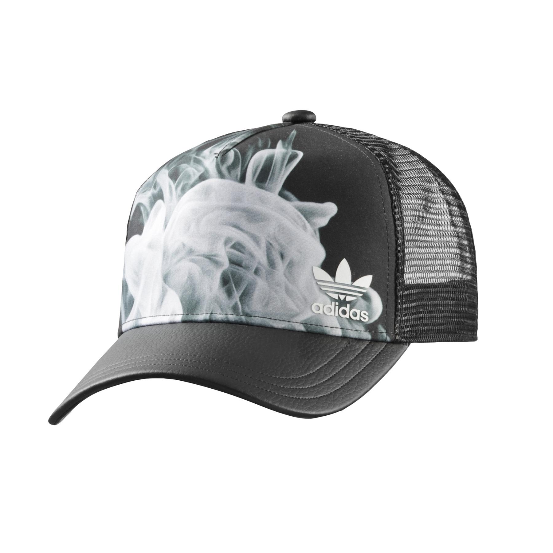Adidas Originals Gorra White Smoke Trucker Rita Ora (negro blanco) 0c47336e60f
