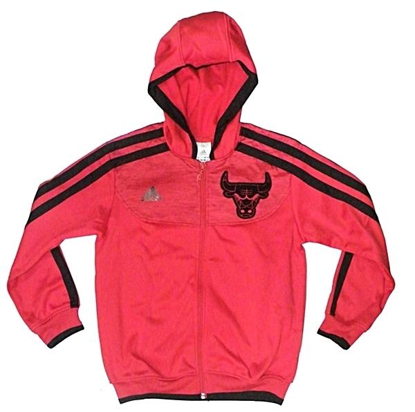Chaqueta Junior Adidas Chicago Bulls (rojonegro)