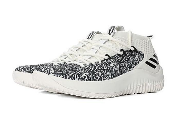 the latest 66908 90f27 Adidas Dame 4