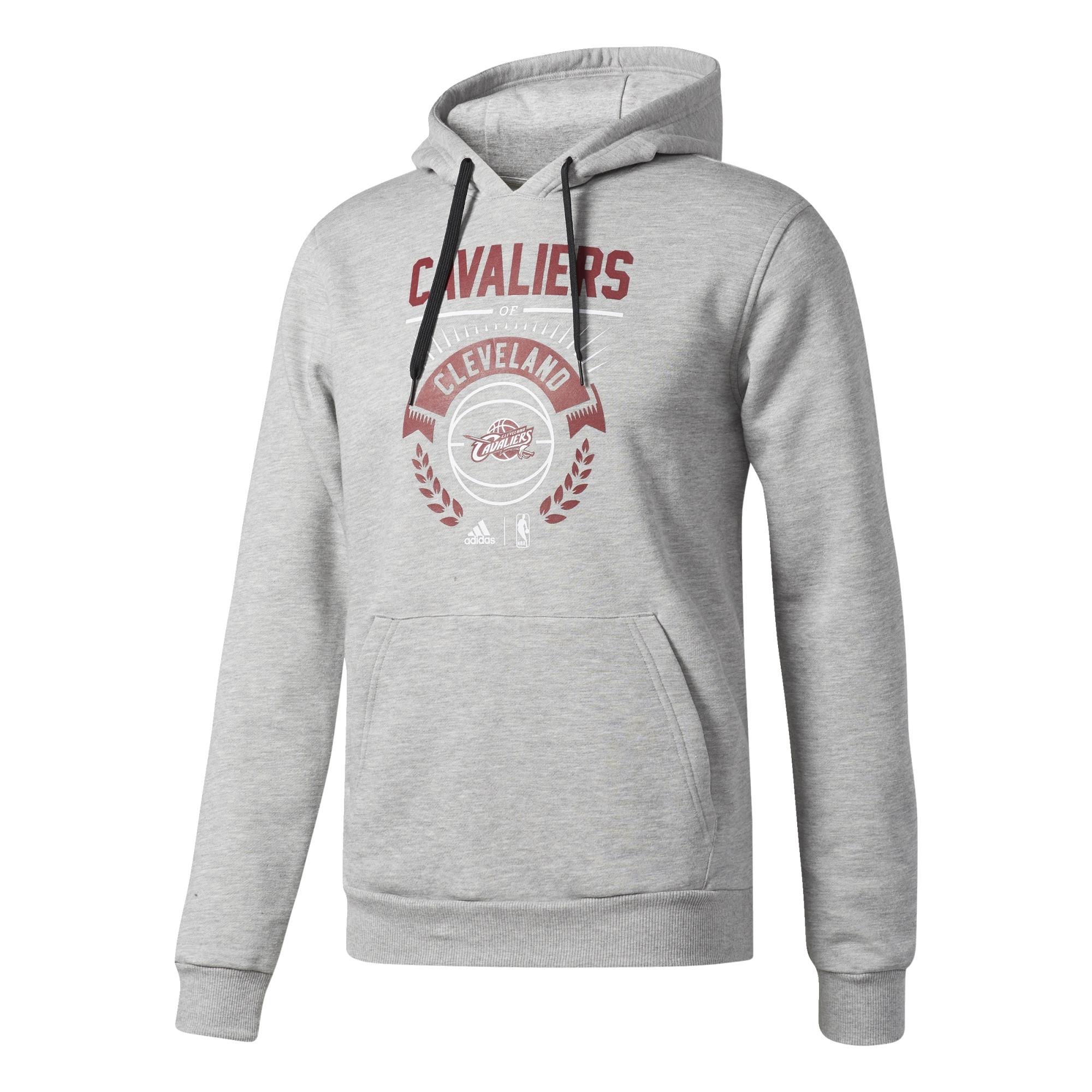 Cavaliersnba Hoodie Adidas Cca Pullover Nba Washed TF1JlKc3