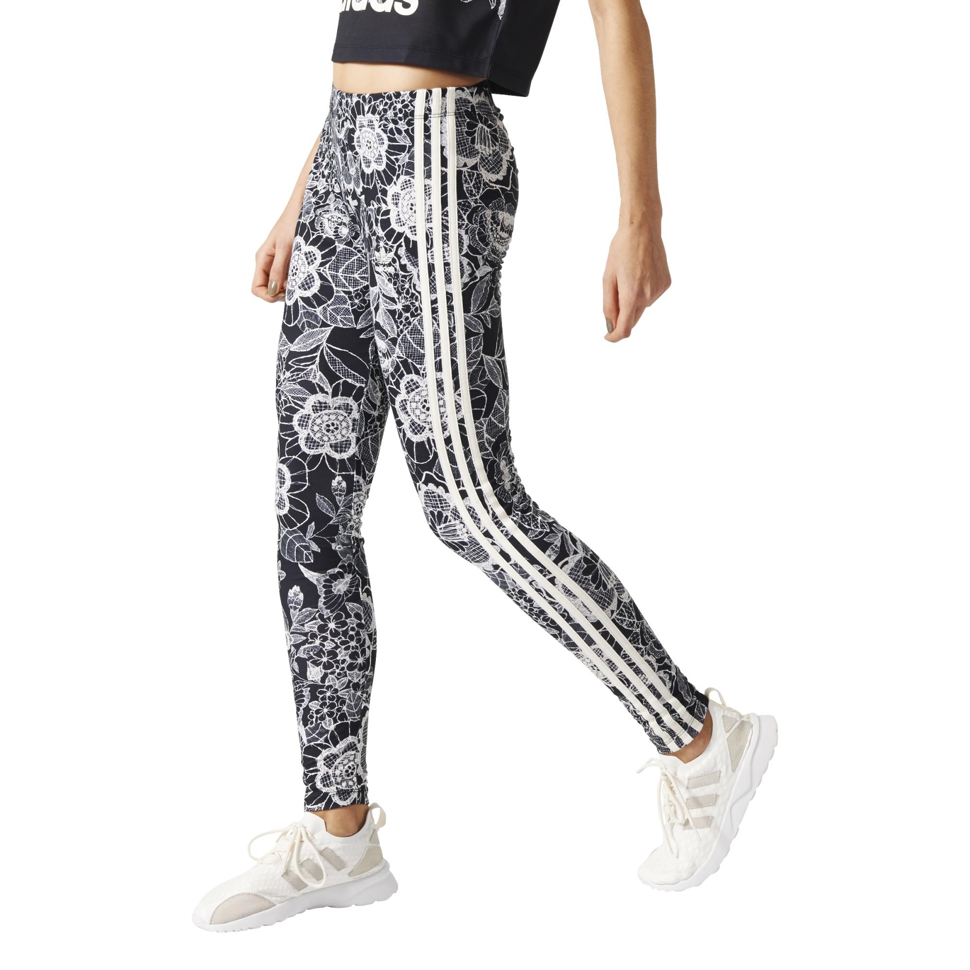 3 Florido Originals Leggings Adidas Stripes Farm wOk0nP
