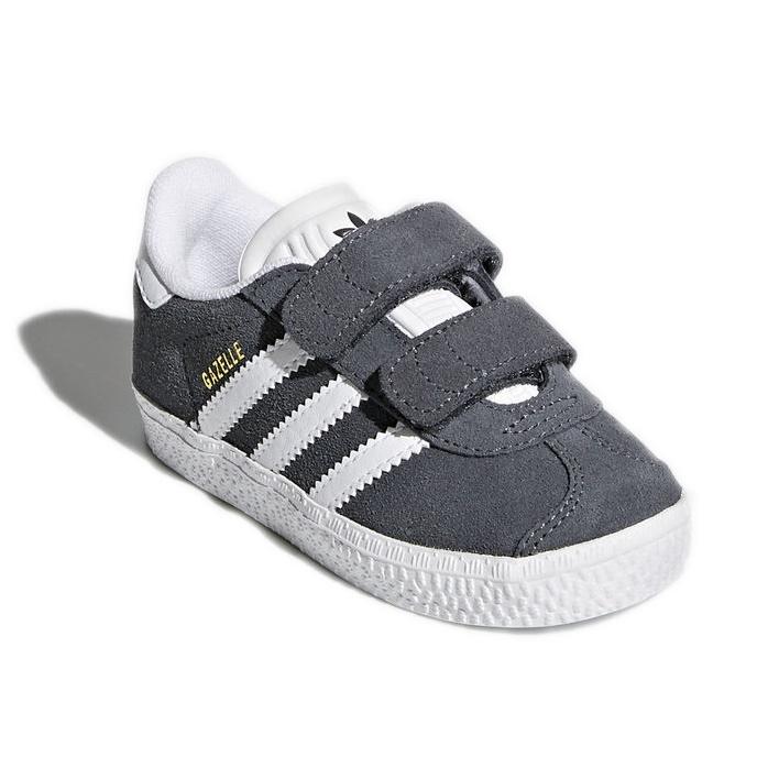 2286908e97515 Adidas Originals Gazelle Bebé CF I Grey - manelsanchez.fr