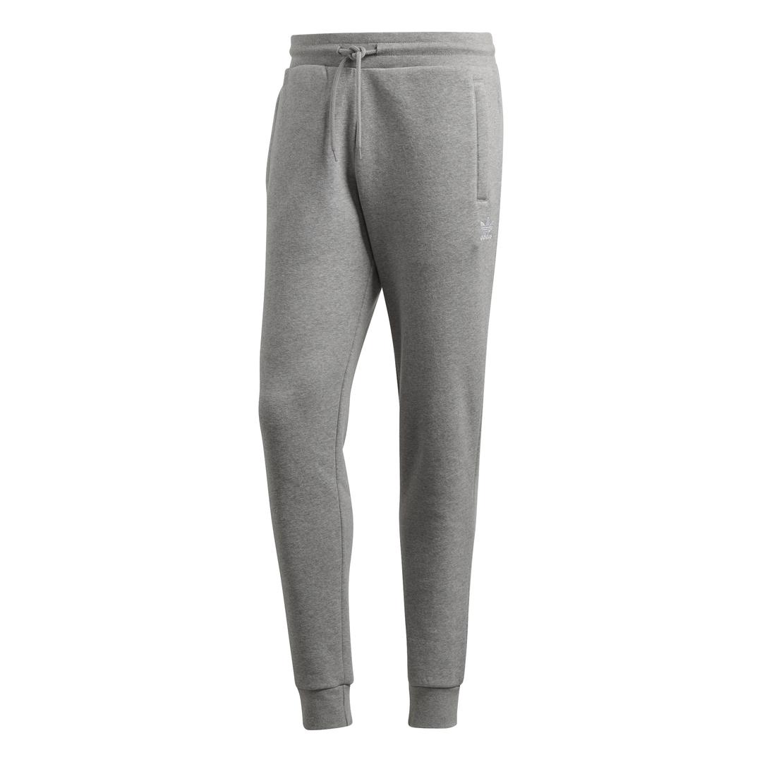 Fleece Slim Originals Adidas medium Heather Pants Grey qSE5wx15