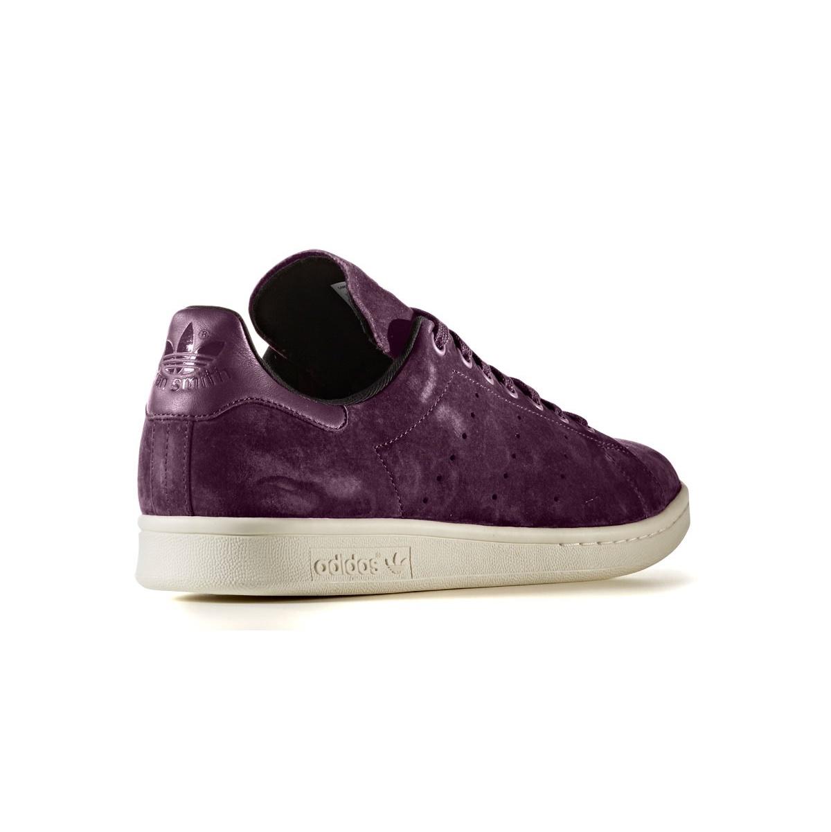 adidas original stan smith 2 violet