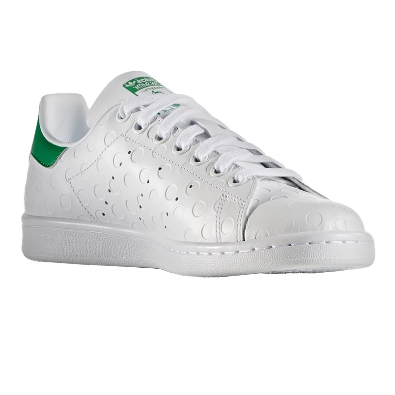 3cb3e69f4c330 ... wholesale adidas originals stan smith womens spot penny blanc vert  1361c 575dd