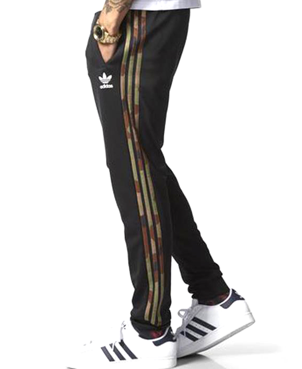 Pantalon de survêtement adidas Originals Superstar Cuffed