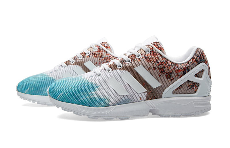 chaussure originals zx flux multicolor s75493 adidas rh caltas com au