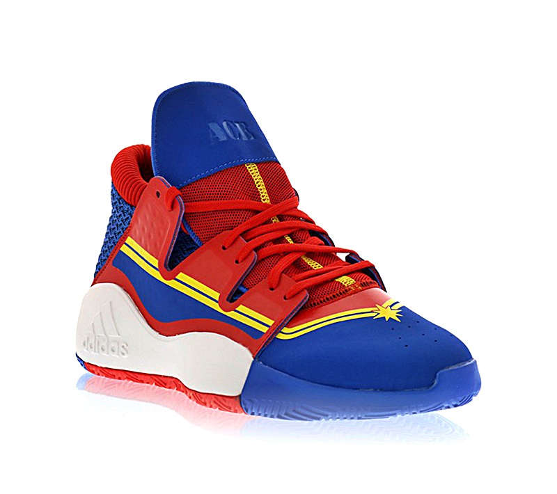 chaussure captain marvel adidas