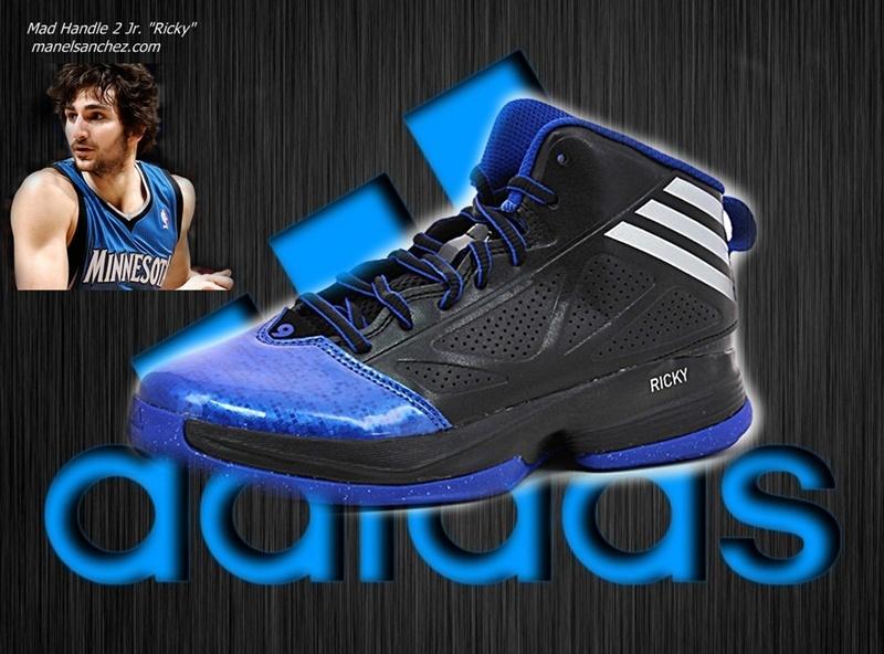 Rickynegroroyalblanco Adidas Mad 2 Junior Handle 1KFTclJ3