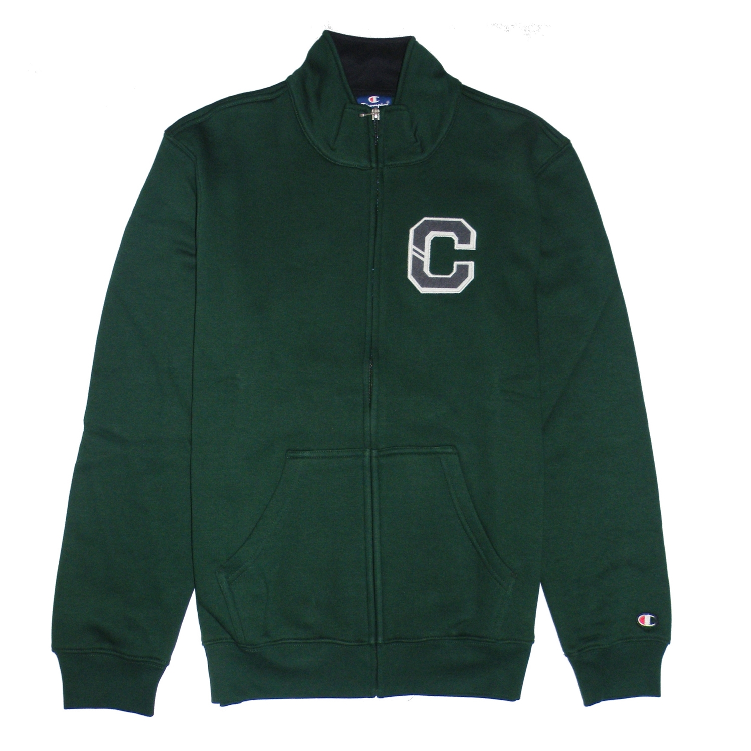 Champion Athletic Easyfit Full,Zip Sweatshirt (Green)