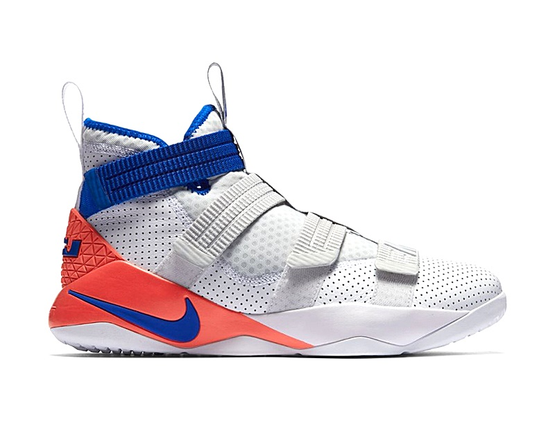 huge selection of 608ac 27cb4 LeBron Soldier XI SFG