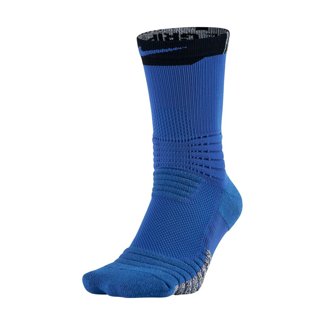 new arrivals f4b21 5ce78 Nike Grip Versatility Crew Basketball Socks (481/game royal/blac